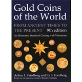 Gold Coins of the World 9th Edition フリードバーグ 最新カタログ