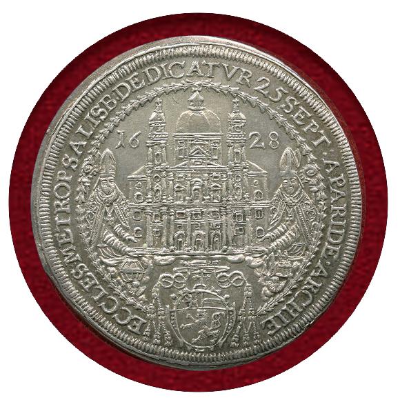 JCC | ジャパンコインキャビネット / オーストリア ザルツブルク 1628 ...