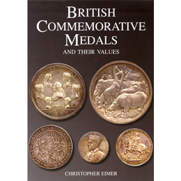 BRITISH COMMEMORATIVE MEDALS(通称 EIMERカタログ)